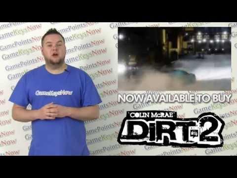 Colin McRae: Dirt 2 In Stock Now At GameKeysNow.com
