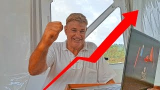 Part 2: How Did They Afford That Yacht?! Sailing La Vagabond