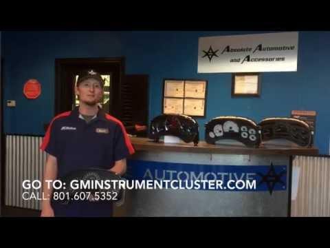2005 Chevy Silverado Instrument Cluster Removal