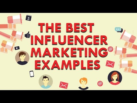 How to Run Influencer Marketing Campaigns  Examples | Digital Marketing Tips