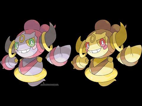 3DS Powersaves Pokemon ORAS Hoopa/Shiny Hoopa/Shiny Charm