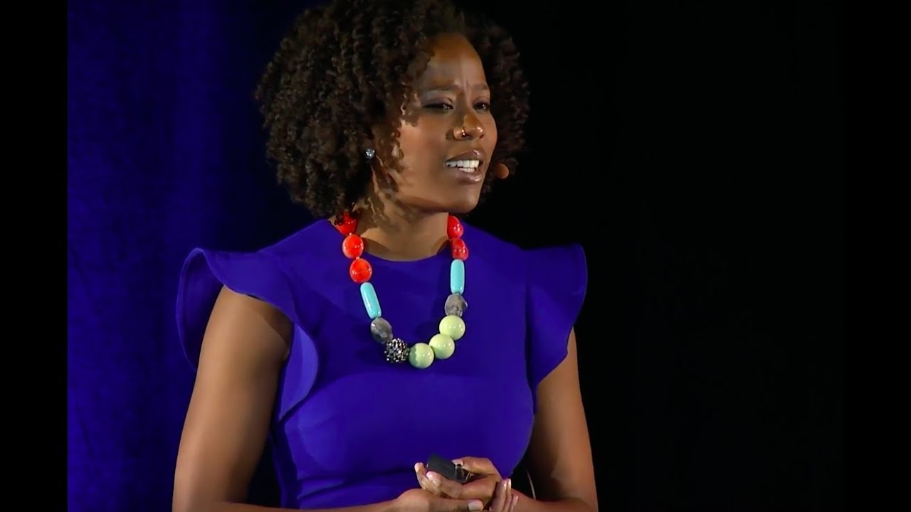 Cultivating Unconditional Self-Worth | Adia Gooden | TEDxDePaulUniversity