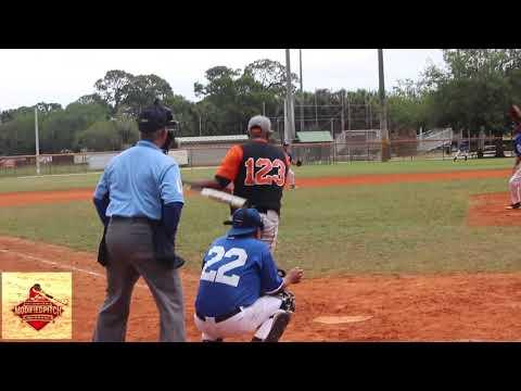 PSLMS Los Gigantes Rafael Lopez Grand Slam Modified Pitch Softball