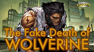 Download Wolverine death hoax! | COMIC BOOK SYNDICATE Video