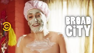 Hack Into Broad City - Spa Day - Uncensored