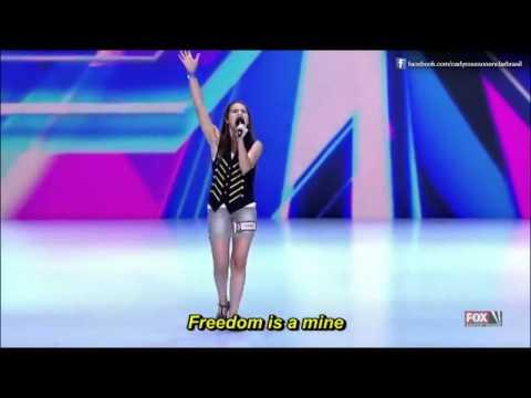 Meet Carly Rose Sonenclar -X FACTOR USA 2013