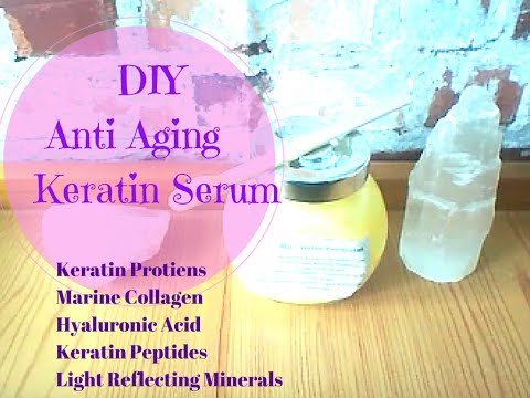 DIY Peptide Serum ~ Tighter Fimer Skin