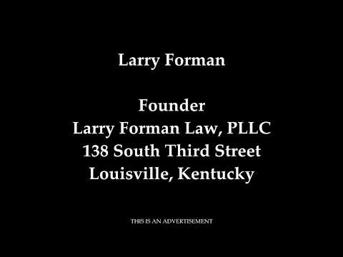Larry Forman, Top DUI Attorney Louisville, KY - @KyDUIGuy