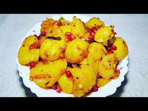 गुजराती सुपर टेस्टी सुखी भाजी रेसिपी sukhi bhaji aloo bhaji puri bhaji batata bhaji gujarati recipes