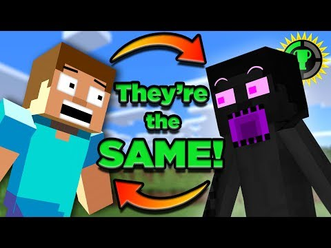 Xxx Mp4 Game Theory The LOST History Of Minecraft S Enderman 3gp Sex