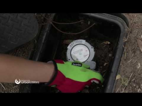 How to read your water meter and check for leaks