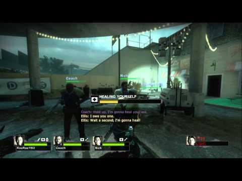 Left 4 Dead 2 (w/ RaeRae1192) Part 2