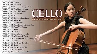 Top Cello Covers of Popular Songs 2018 - Best Instrumental