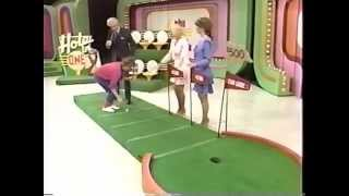 The Price is Right - truly amazing Hole in One game