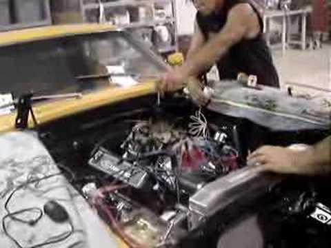 408 Stroker Motor