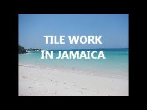 TILE IN JAMAICA....again