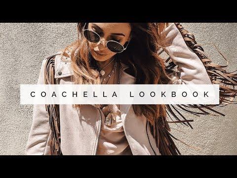 COACHELLA LOOK BOOK | Danielle Peazer