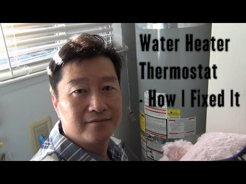 Honeywell Water Heater Thermostat / Valve Problem - How I Fixed It