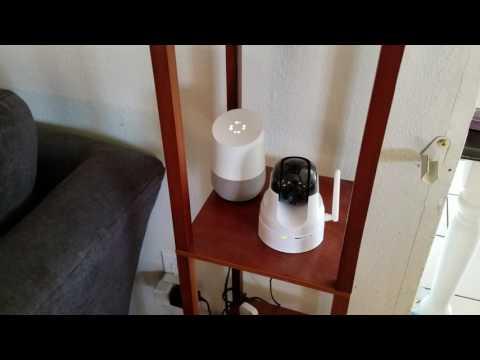 Google home casting Pandora to Sony Smart Tv via Google cast built