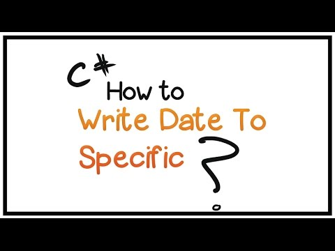 How To Edit Excel Worksheet Using C# -Part 7- (Write Data to Specific Cells)