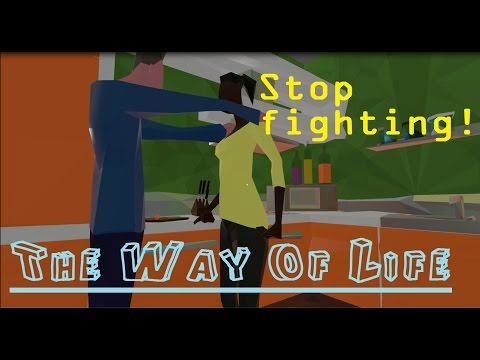 Stop Your Parents From Fighting! How?