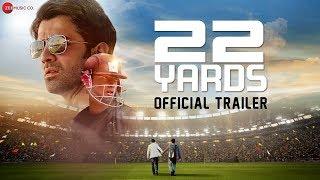 22 Yards - Official Trailer | Barun Sobti Amartya Ray & Panchi Bora | Mitali Ghoshal