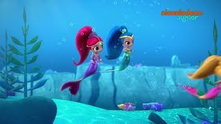 shimmer and shine mermaid mayhem full episode