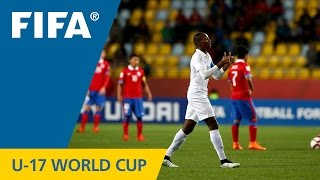 Highlights: Chile v. Nigeria - FIFA U17 World Cup Chile 2015