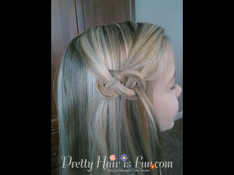 How To: Celtic Knot or Infinity Braid | Pretty Hair is Fun