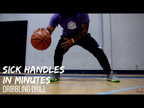 SICK Handles In Minutes | Basketball Dribbling Drill