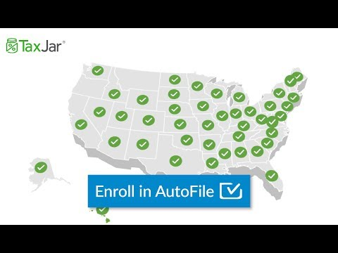 TaxJar AutoFile: It's time to Automate Your Sales Tax Returns!