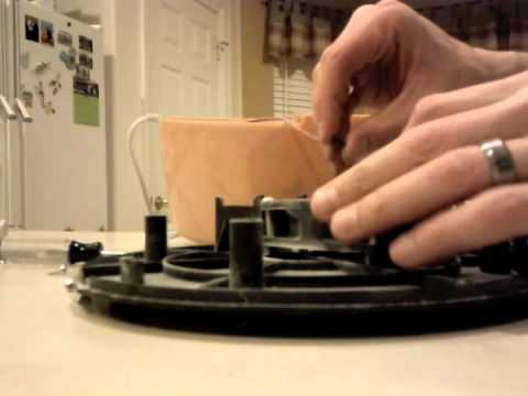 How to lubricate a Crane humidifier