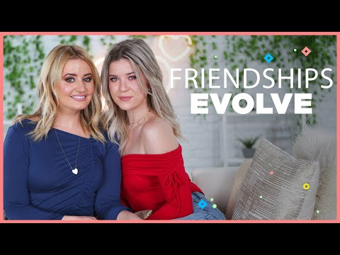 Friendships Evolve — and That's OK! (With Meghan Rienks) | Pretty Unfiltered