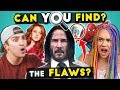 10 Movie Mistakes You Won't Believe You Missed #2   Find The Flaws