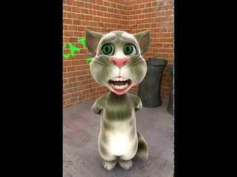 Talking Tom oh nana vut me name