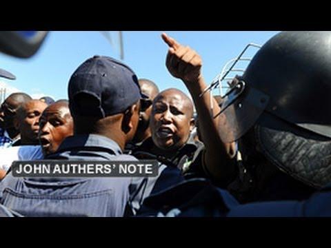South African stocks defy turmoil