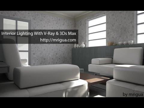 V-Ray Interior Lighting