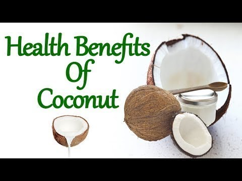 Here Is The Reason Why You Should Eat Coconut | Amazing Health Benefits Of Coconut