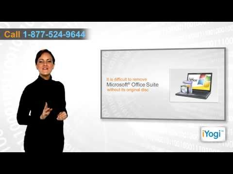 How to uninstall Microsoft® Office 2010?