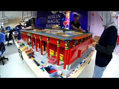 The Forbidden City - MINILAND Explore The World