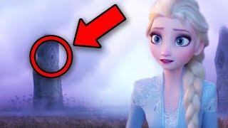 FROZEN 2 Trailer Breakdown! Symbols & Creatures Explained!