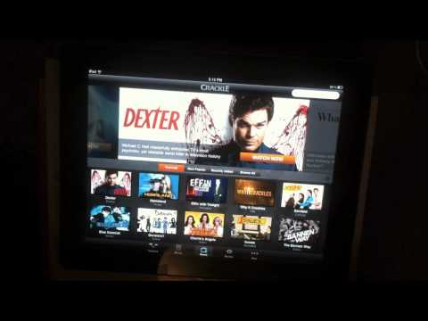 Watch TV for free on iPad and save money