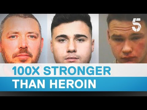 Three men admit making and selling the dangerous drug fentanyl on the dark web – 5 News