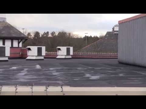Liquid Rubber Waterproofing Roofing System