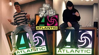 MILLION DOLLAR DEAL WITH ATLANTIC RECORDS!!