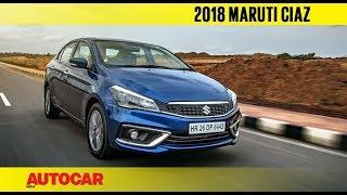 2018 Maruti Suzuki Ciaz facelift   First Drive Review   Autocar India