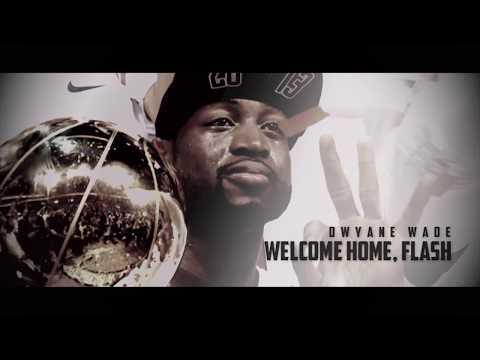 [Gidranity] Dwyane Wade - Welcome Home, Flash