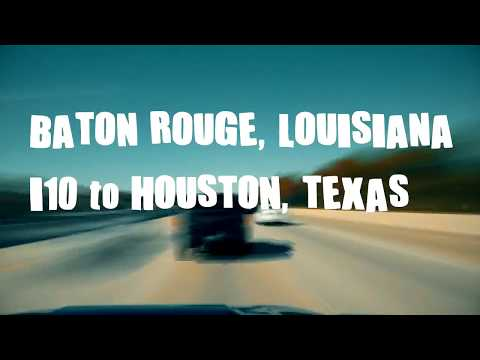 Baton Rouge to Houston - Warp Speed