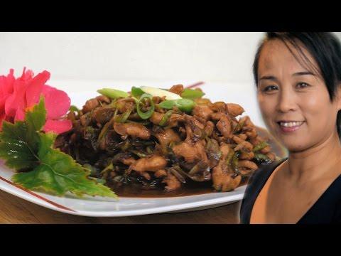 Chinese Hoisin Chicken Recipe (Chinese Chicken Recipe)