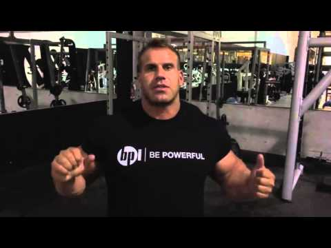 Ask Jay Cutler - How To Build Inner Thigh Sweep? - Cutler Nutrition